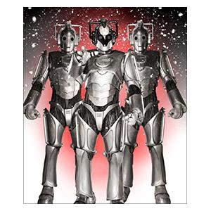 Doctor Who. Размер: 25 х 30 см